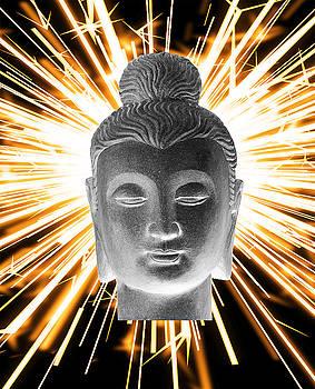Gandhara Enlightenment by Terrell Kaucher