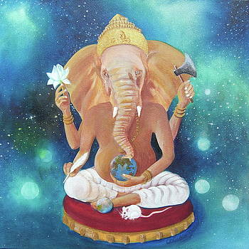 Ganesh by Claudia Dose