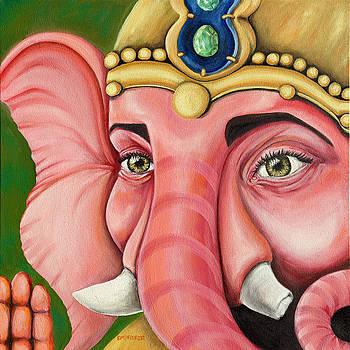 Ganesh by Dawn Pfeufer