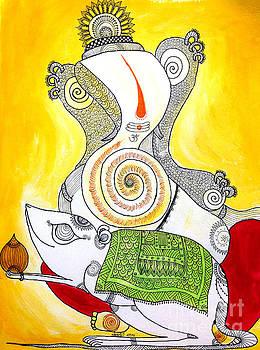 Ganesh by Shachi Srivastava