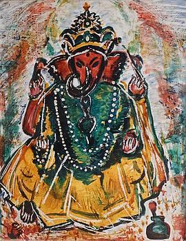 Anand Swaroop Manchiraju - GANESHA-2