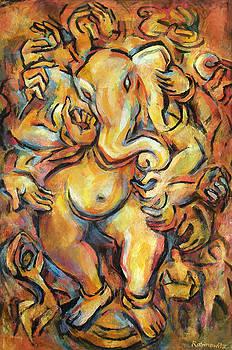 Ganesha by Abbie Rabinowitz