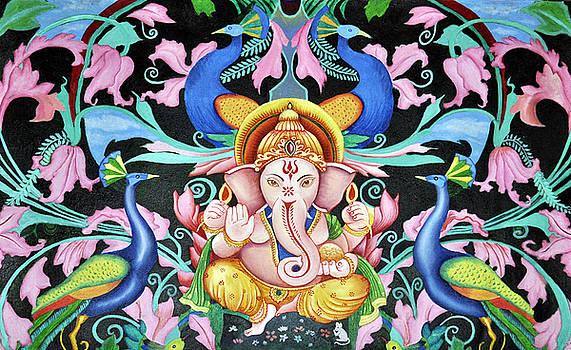 Bliss Of Art - Ganesha Bliss