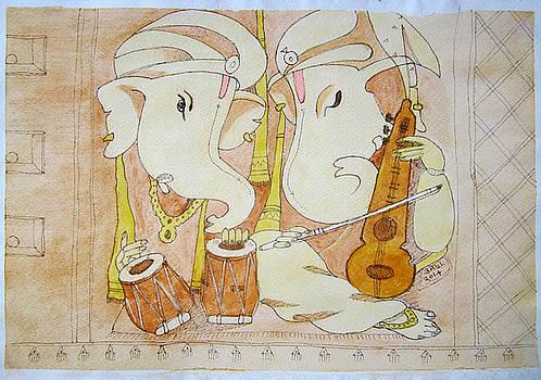 Ganesha Concert by Umesh UV