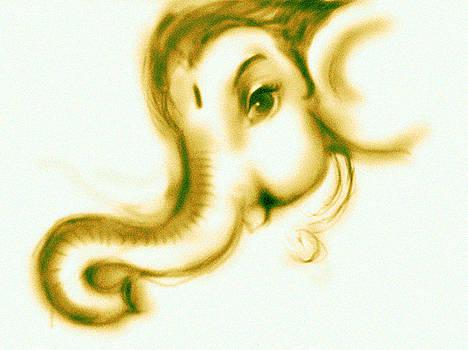 Ganesha by Dipak Pawar