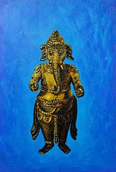 Usha Shantharam - Ganesha Idol