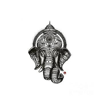 Ganesha by Maarta