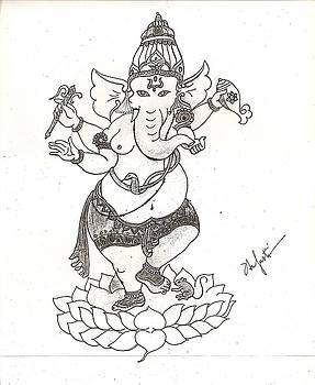 Ganesha by Rakyul - Raul Augusto Silva Junior