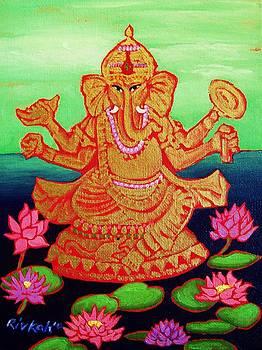Ganesha by Rivkah Singh