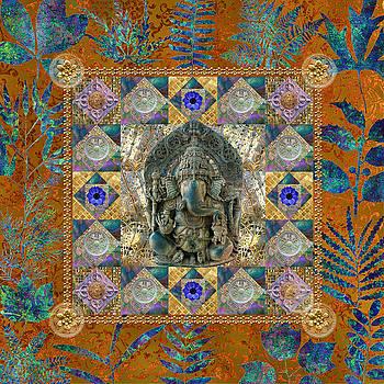 Ganesha Vibrance by Susan Ragsdale