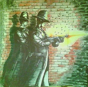 Gangsters by Ricardo Reis