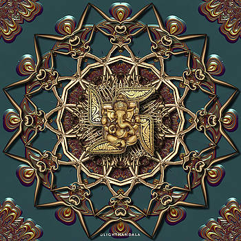 Ganpati Mandala  by Robert Thalmeier