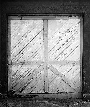 Garage Door by Jeff Montgomery