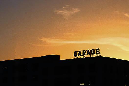 Garage by Kelly E Schultz