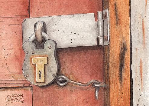 Ken Powers - Garage Lock Number Four