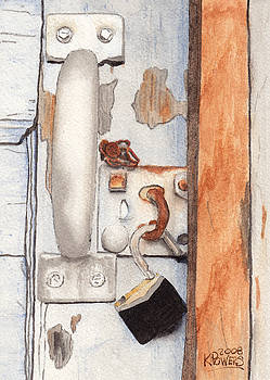 Ken Powers - Garage Lock Number Three