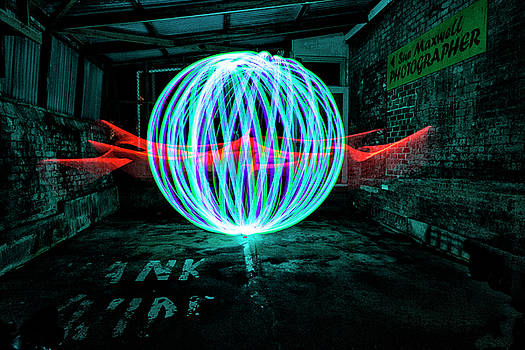 Garage Orb by Russ Dixon