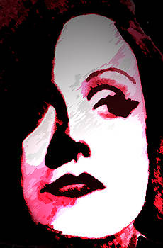 Garbo Sees Red by Jennifer Ott