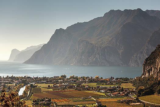 Garda Lake by Cristian Mihaila
