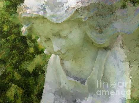 Kathryn Strick - Garden Angel 2015
