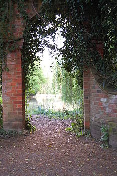 Garden arch by Richard Ballo