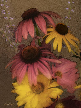 Garden Bouquet by Ed A Gage
