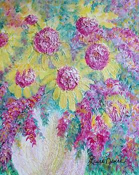 Garden Bouquet by Laura Nance
