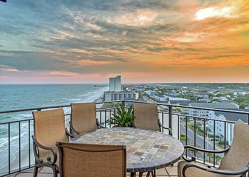 Garden City Beach View by Mike Covington