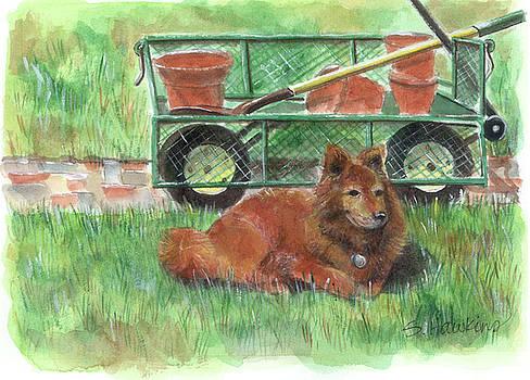 Garden Companion by Sheryl Heatherly Hawkins