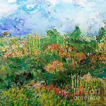 Garden of Delight by Allan P Friedlander