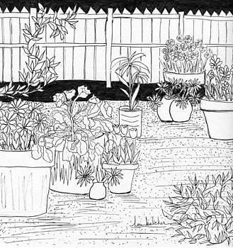 Garden Delight by Lou Belcher
