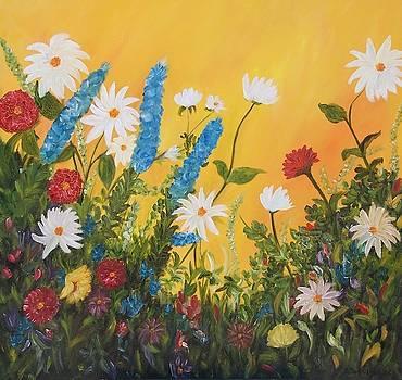 Garden Delight by Susan Dehlinger