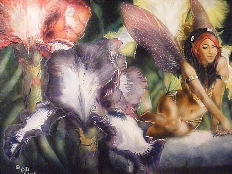 Garden Faerie by Crispin  Delgado