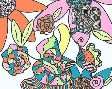 Garden Fairy by Jill Lenzmeier
