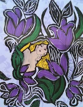 Garden Fantasy 2 by Anne Robinson