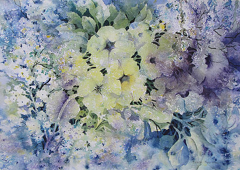 Garden-Flowers by Nancy Newman