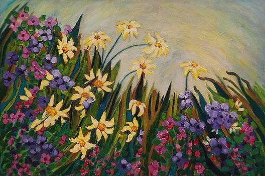 Garden by Fran Steinmark