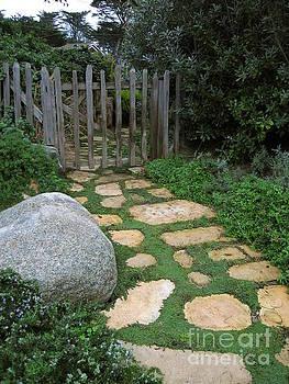 Garden Gate by James B Toy