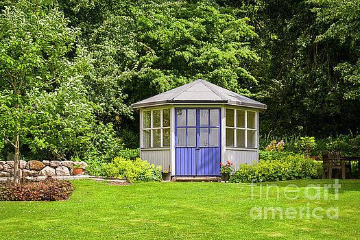 Sophie McAulay - Garden gazebo house
