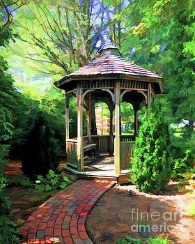 Garden Gazebo by Kerri Farley