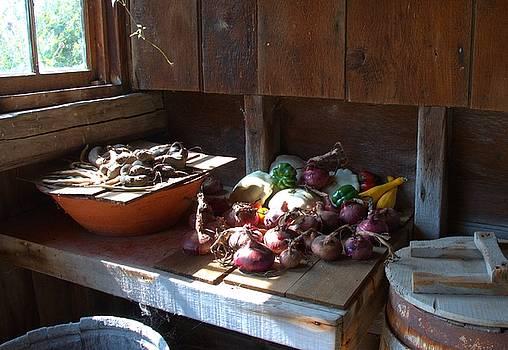 Valerie Kirkwood - Garden Harvest