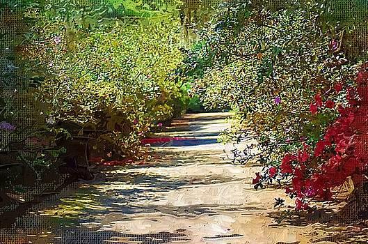 DONNA BENTLEY - Garden Hideaway