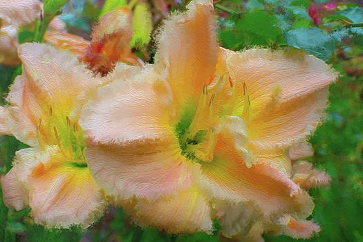 Garden Lily by Jerri Moon Cantone