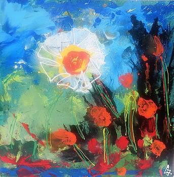 Garden by Maria Iurescia