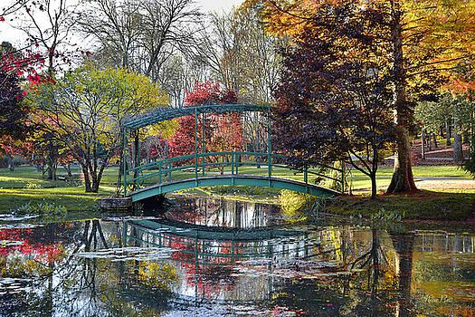 Garden Monet by Nena Pratt