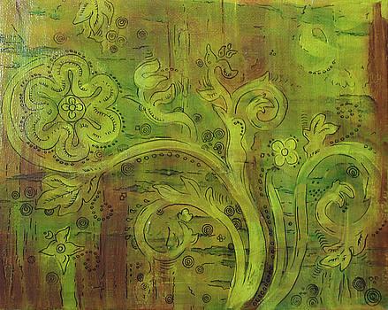 Garden of Babylon by Jennifer Kelly