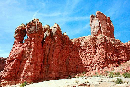 Corey Ford - Garden of Eden Arches National Park, Utah USA