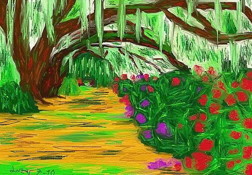 Garden of Eden by Lazar Caran