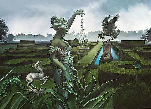 Garden of Justice by Pamela Mower-Conner