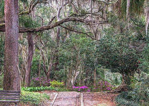 Garden of Nature and Man by John M Bailey